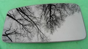 2000 VOLVO C70 OEM FACTORY SUNROOF GLASS