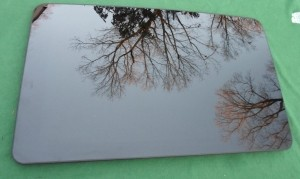 2005 MERCEDES BENZ S500 OEM FACTORY SUNROOF GLASS 2207800421