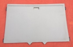 2001 - 2007 FORD ESCAPE OEM FACTORY EBONY SUNROOF SUNSHADE YL8Z78519A02AAA