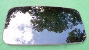 2011 SAAB 9-3 SUNROOF GLASS 12777917