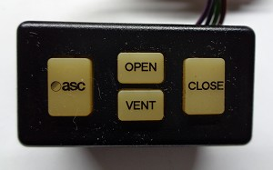 ASC Aftermarket Pre-owned Sunroof Switch