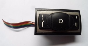 ASC Inalfa Model 750/840/925 Aftermarket Sunroof Switch 8050073P01