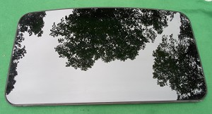 2006 CHRYSLER 300 OEM FACTORY SUNROOF GLASS 5137553AC; 5137553AB; 5137553AA