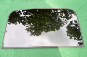 2008 CADILLAC CTS OEM FACTORY FRONT SUNROOF GLASS PANEL 23142060