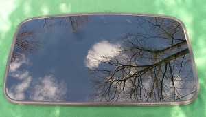 2001 ACURA MDX OEM SUNROOF GLASS 70200-S3V-A11