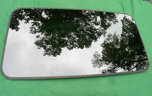2007 KIA OPTIMA SUNROOF GLASS 81610-2G000; 816102G000
