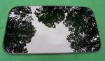 2010 NISSAN MAXIMA SUNROOF GLASS PANEL 91210-9N01A; 912109N01A