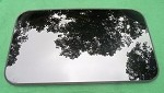 2003 AUDI A4 SUNROOF GLASS PANEL 8E0-877-071-B