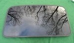 1998 TOYOTA CAMRY USA ASSEMBLED SUNROOF GLASS PANEL 63201-AA01-083; 63201AA01083