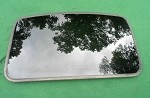 2002 MERCURY SABLE OEM FACTORY SUNROOF GLASS 1F1Z-54500A18-AA; 1F1Z54500A18AA