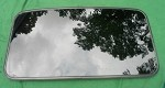 2002 HYUNDAI SONATA SUNROOF GLASS 81610-38000; 8161038000