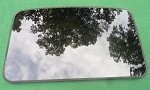 2007 JAGUAR XJR OEM FACTORY SUNROOF GLASS C2C31835