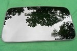 2011 NISSAN ALTIMA SEDAN SUNROOF GLASS 91210-JA00A; 91210JA00A