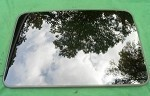 2007 DODGE CARAVAN SUNROOF GLASS  05093945AA