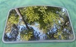2005 CHRYSLER PT CRUISER SUNROOF GLASS 05016632AB