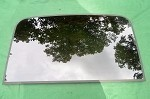 2011 CADILLAC CTS OEM FACTORY FRONT SUNROOF GLASS PANEL 23142060